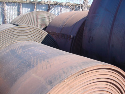 Quality used conveyor belts